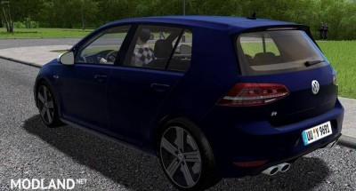 Volkswagen Golf R 2014 [1.5.9], 3 photo